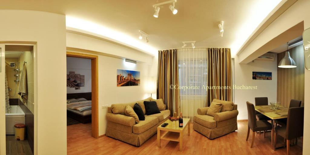 Corporate apartments bucharest bucarest prenotazione for Bucharest apartments