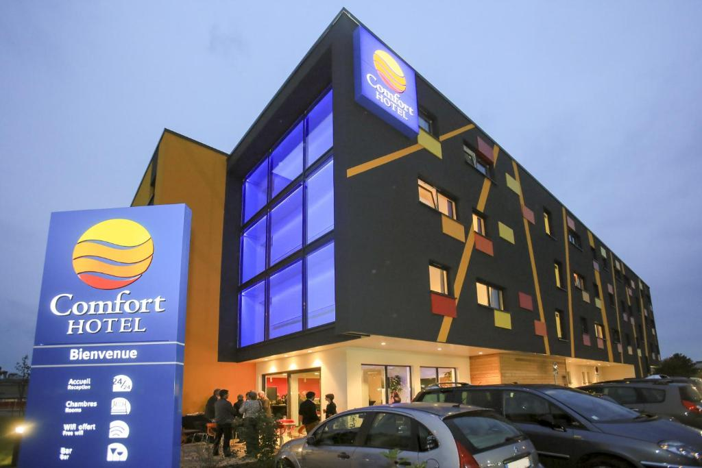 Comfort hotel expo colmar r servation gratuite sur for Hotels colmar