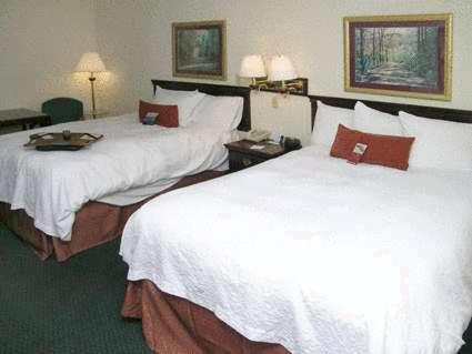 2 Double Beds  Non-Smoking - Hampton Inn Madison GA - 10