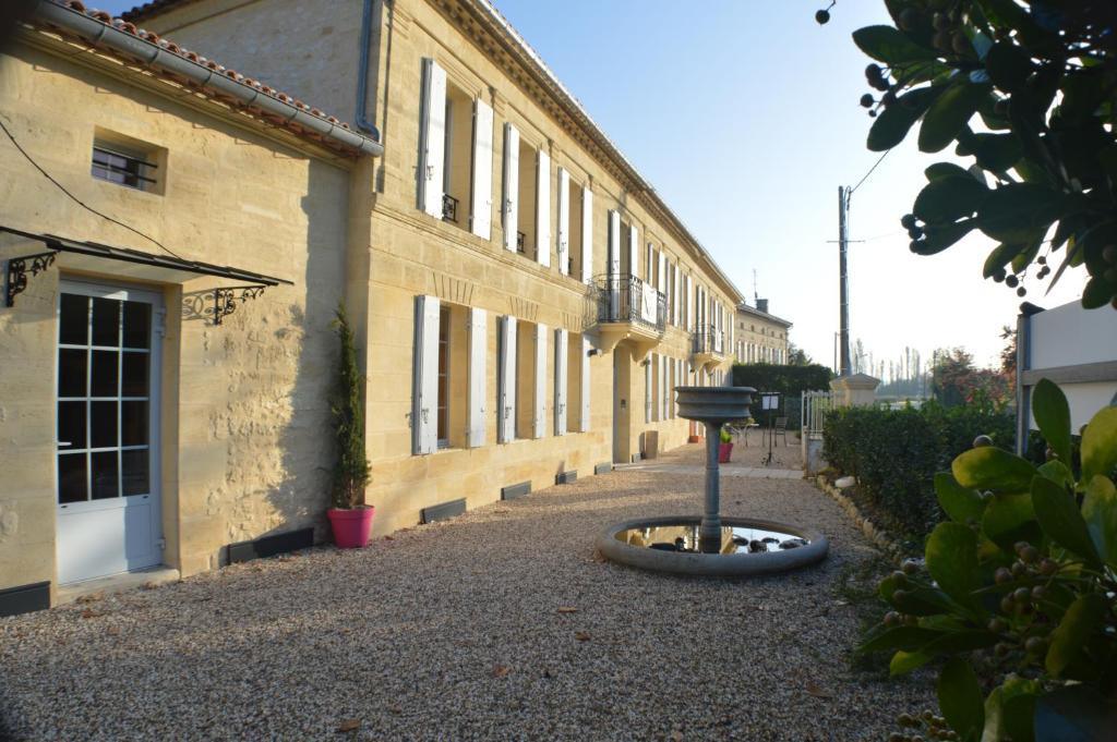 Hotel Saint Pey De Castets