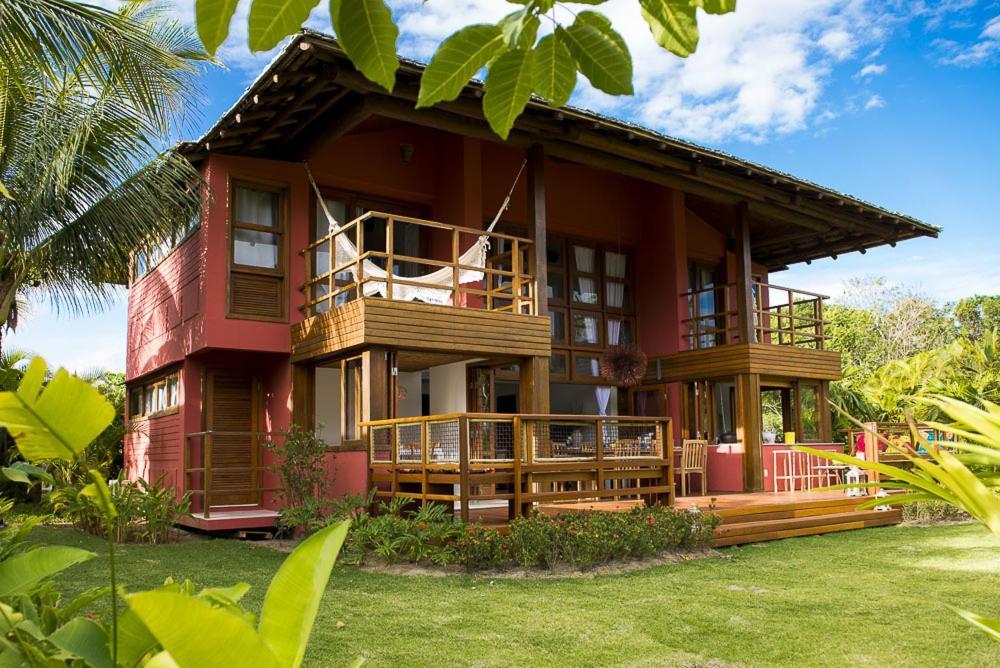 Casa de temporada casa morena trancoso brasil trancoso for Booking casas