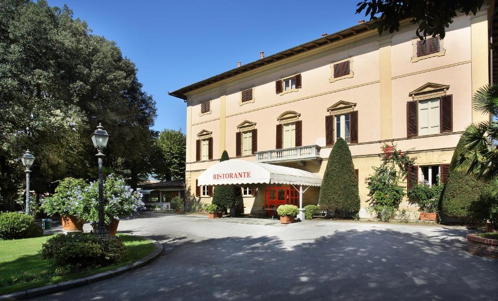 Hotel Villa Delle Rose Pescia Prenotazione On Line