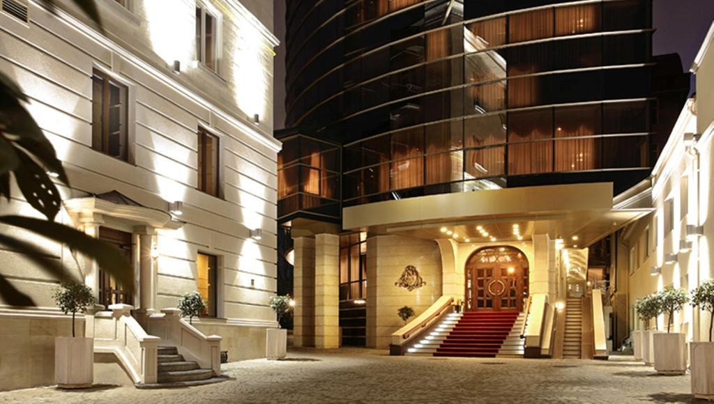 Nobil luxury boutique hotel chisinau informationen und for Upscale boutique hotel