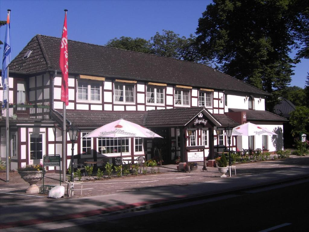 Hotel A Stuhr Restaurant
