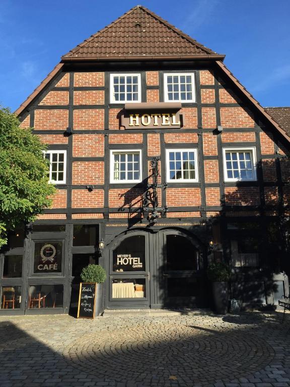 Hotel Garni Hittfeld