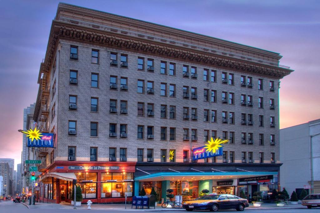 Hotel Triton San Francisco Reviews