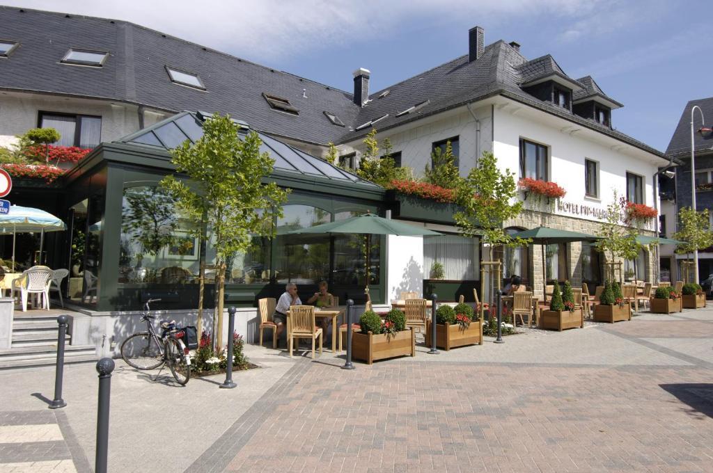 Relaxhotel pip margraff sankt vith viamichelin for Hotels saintes