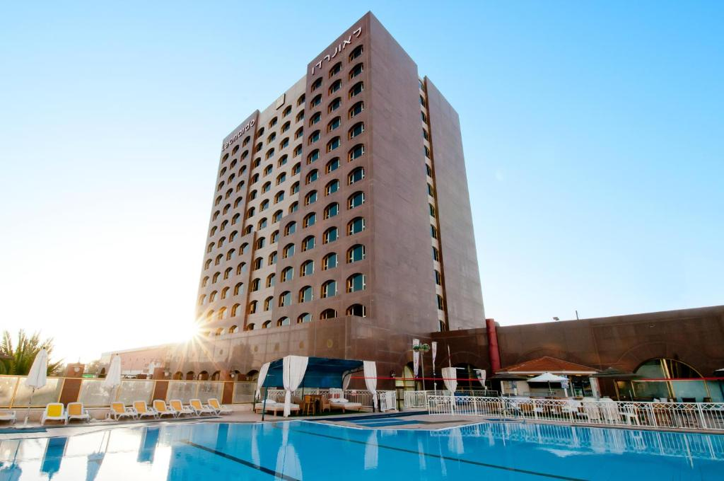מלון לאונרדו נגב