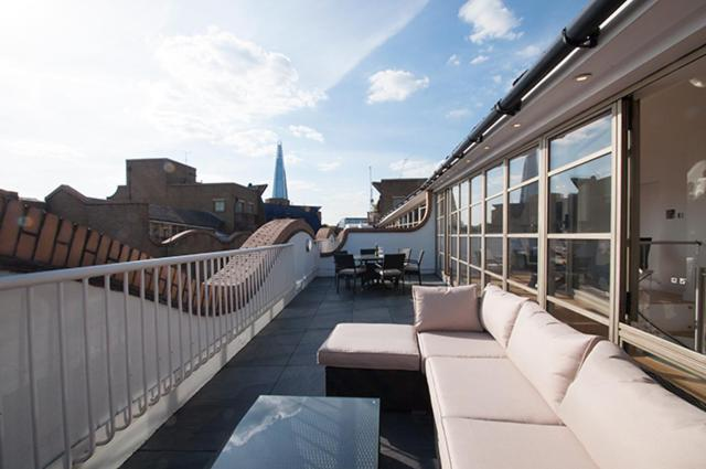 Roof Terrace London Bridge Roof Terrace London Bridge