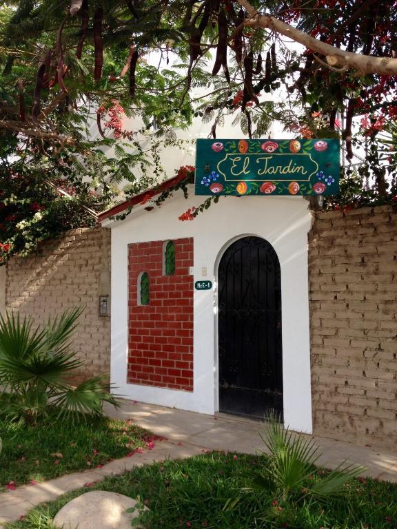 B b el jardin nazca informationen und buchungen online for El jardin online
