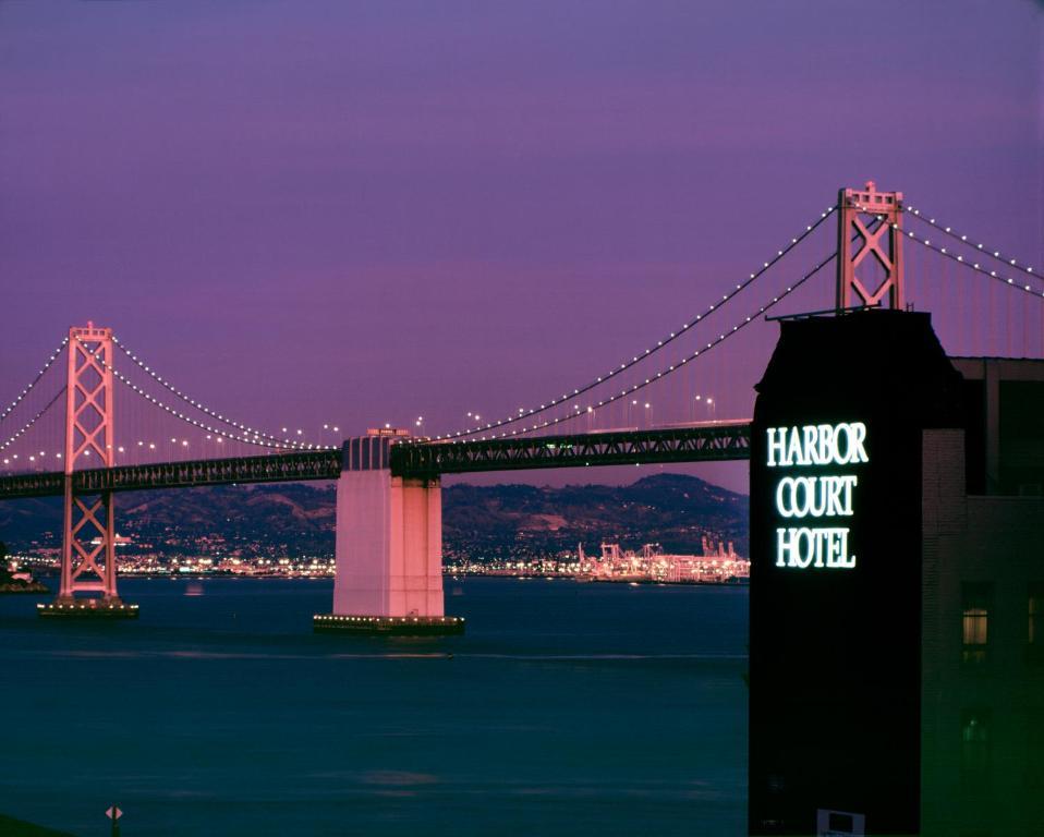 Harbor court hotel r servation gratuite sur viamichelin for Hotel sans reservation paris