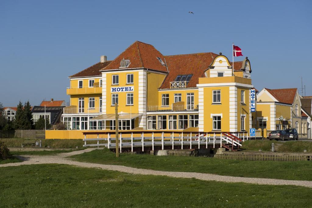 Hotel grenaa strand r servation gratuite sur viamichelin for Hotel a reserver