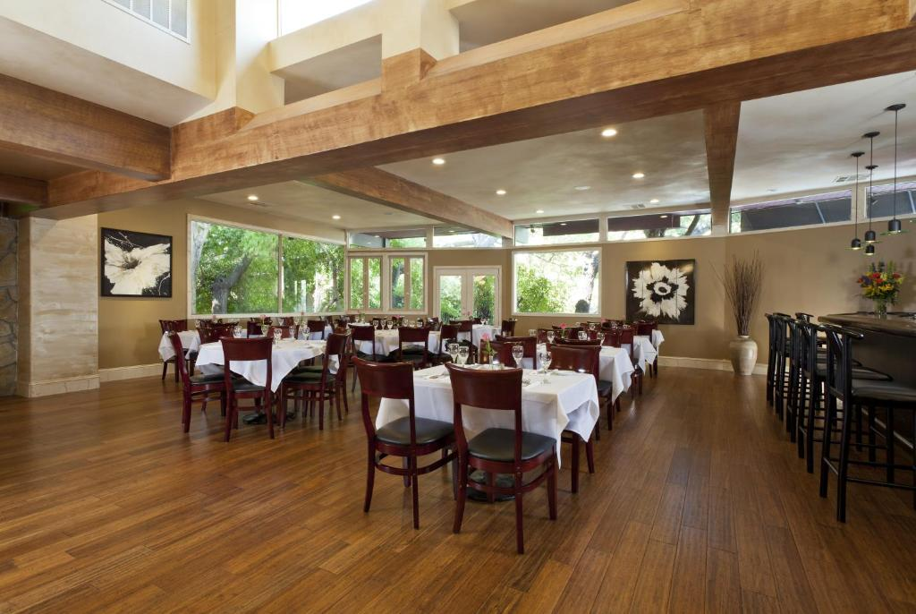 The Creekside Inn Palo Alto Viamichelin Informatie En