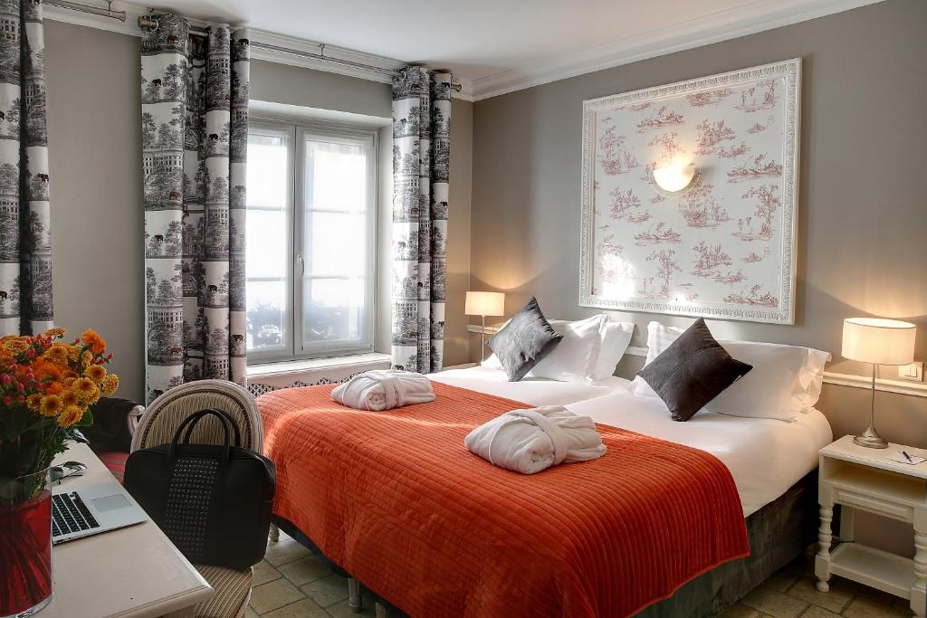 Best western saint martin bastille paris book your for Bastille hotel