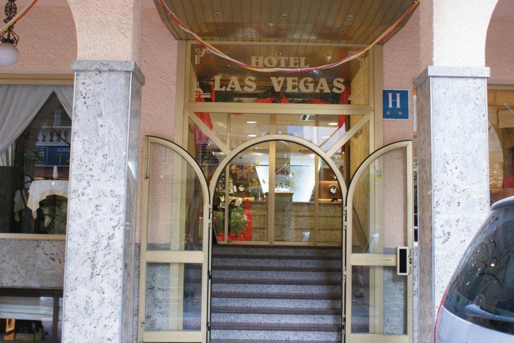 Отель лас вегас бенидорм шоппинг