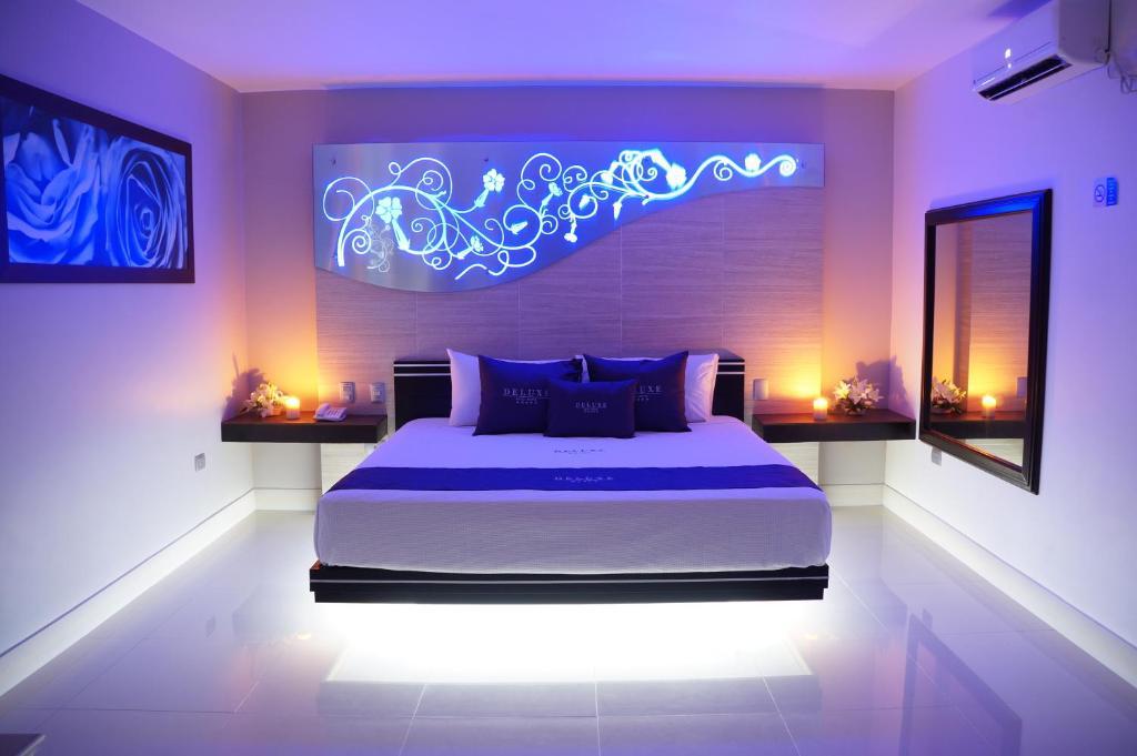 Auto hotel deluxe r servation gratuite sur viamichelin - Decoracion de hoteles ...