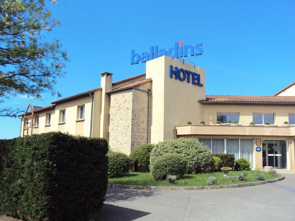 Hotel balladins villefranche de rouergue - Office de tourisme de villefranche de rouergue ...