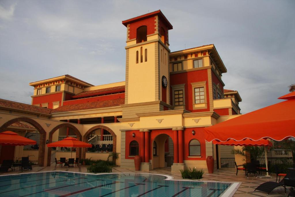 Lake Victoria Serena Golf Resort Amp Spa Kajansi Online