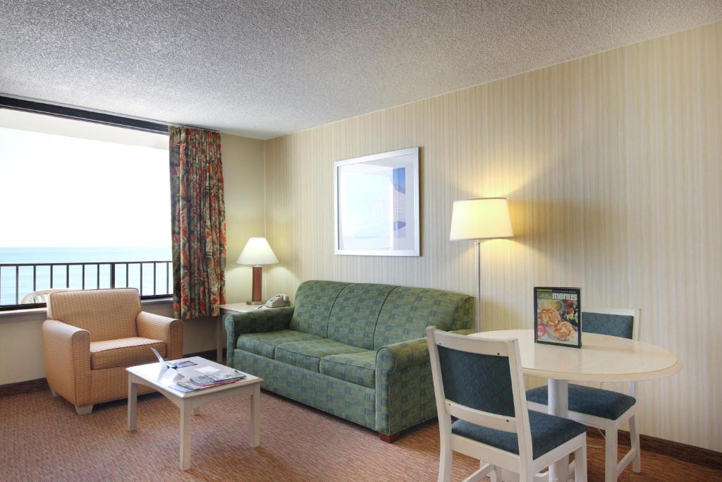 Barclay Towers Resort Hotel Virginia Beach