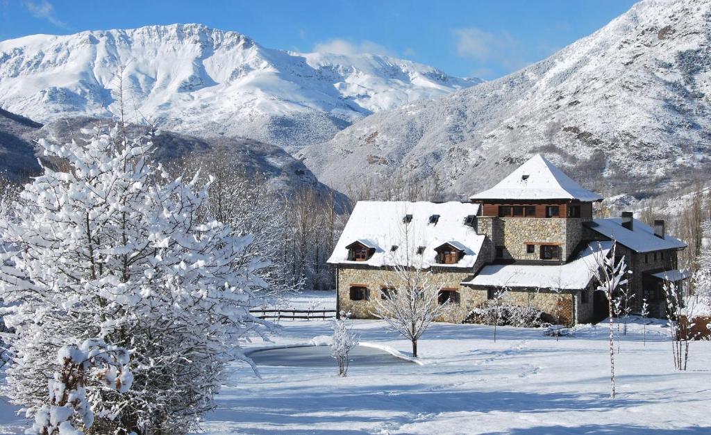 Hotel selba d 39 ansils r servation gratuite sur viamichelin for Booking benasque