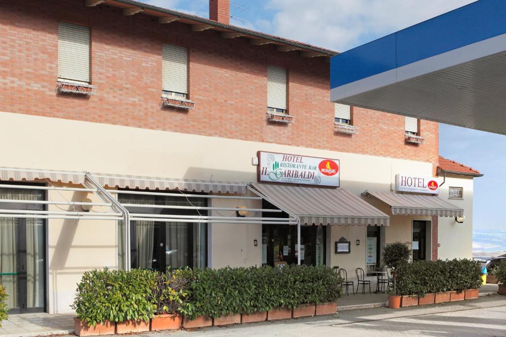 Hotel Il Garibaldi A San Quirico D Orcia