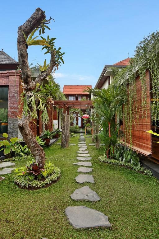D 39 bulakan boutique resort ubud ubud reserva tu hotel for Ubud boutique accommodation