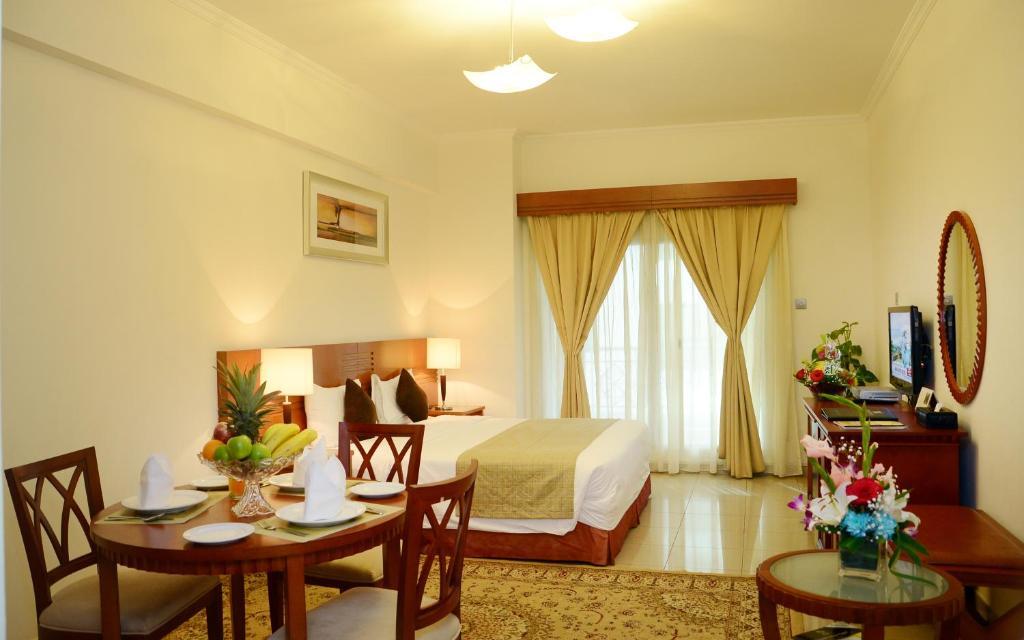 Rose Garden Hotel Apartments Bur Dubai Booking Com