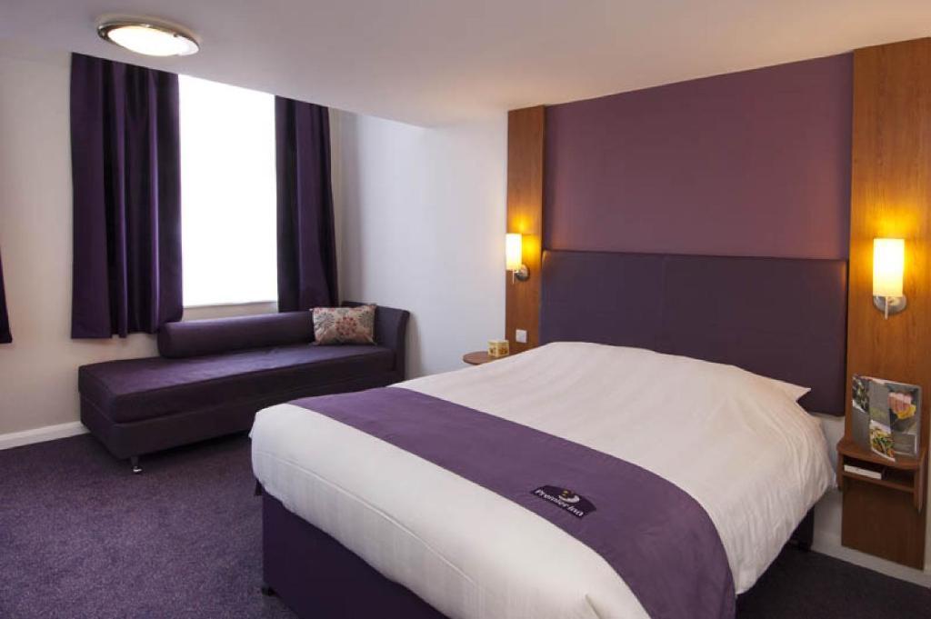 The hotel - Pullman London St Pancras