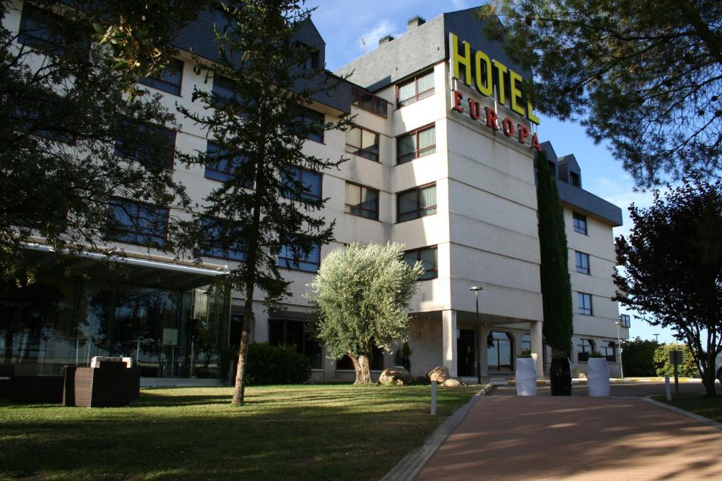 Europa centro r servation gratuite sur viamichelin for Central de reservation hotel