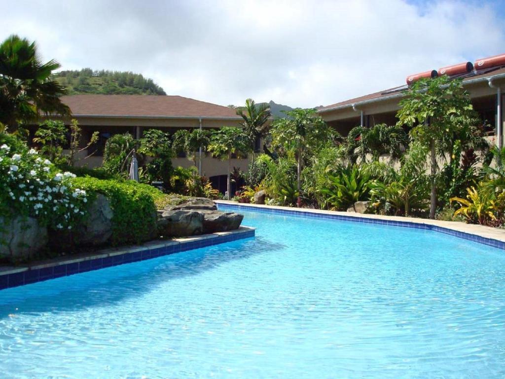 Sunset Resort Avarua Book Your Hotel With Viamichelin