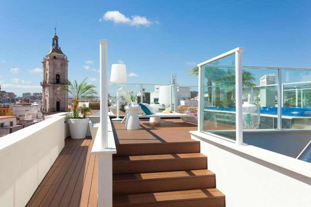 Apartment spain select calle nueva premium malaga spain for Hotel malaga premium