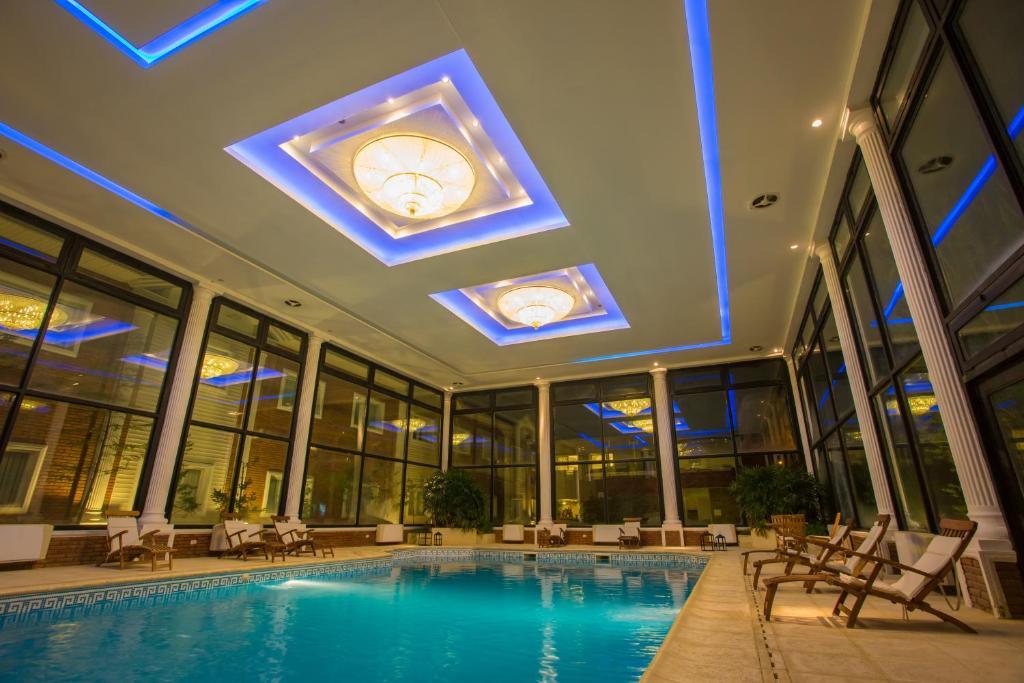 Unique luxury patagonia hotel el calafate reserva tu for Hotel unique luxury calafate tripadvisor