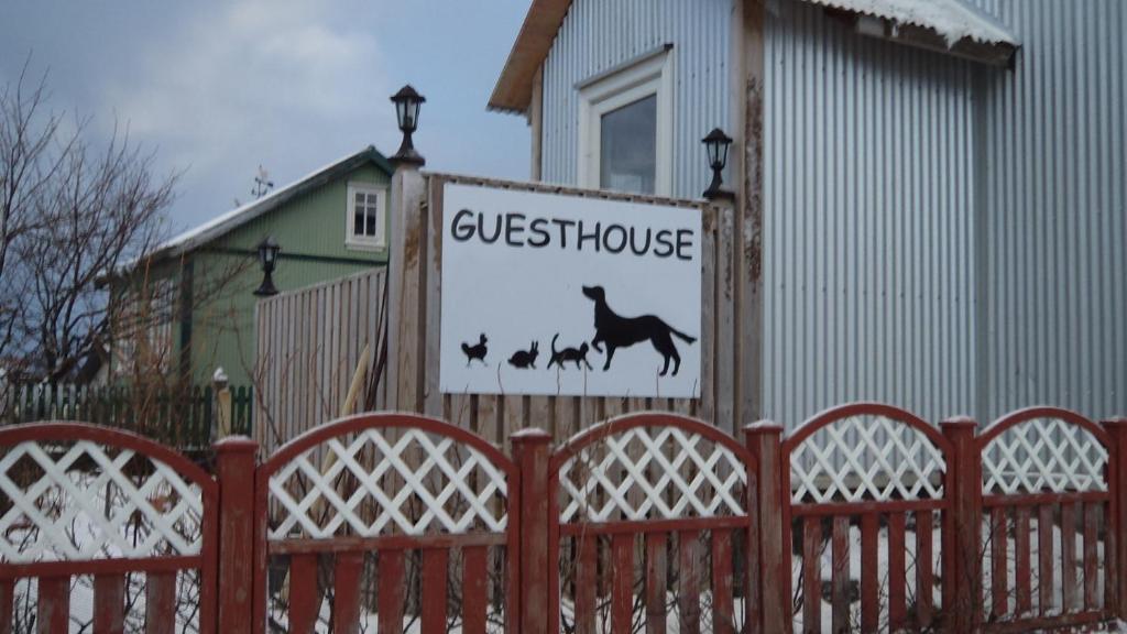 Edda's Farmhouse in Town