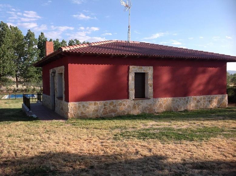 Casa rural El Nido (España La Serrada) - Booking.com