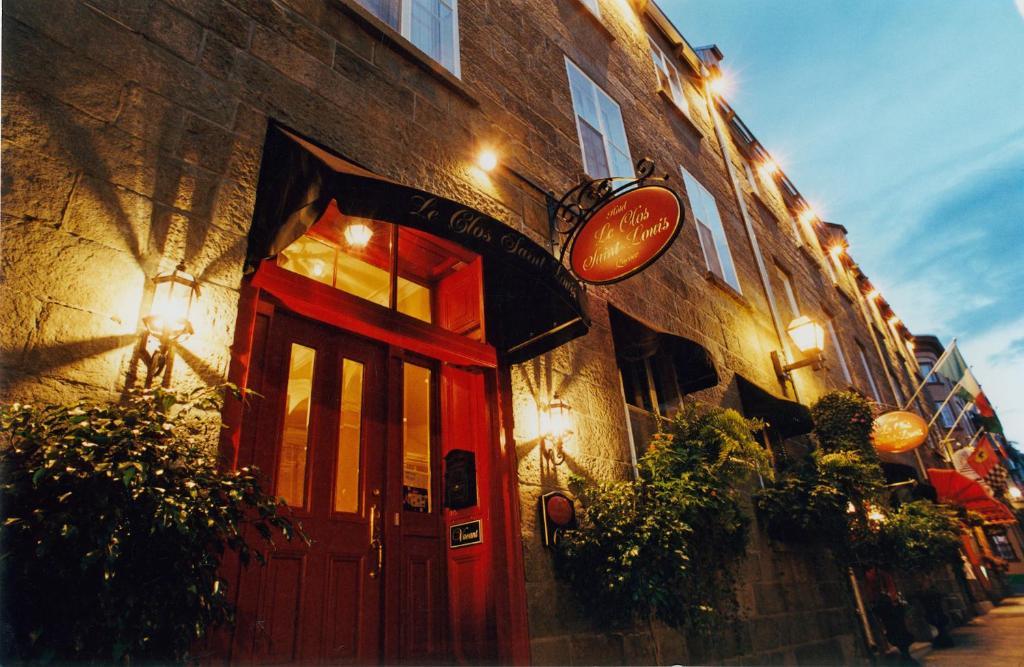 Le Clos St Louis Hotel Quebec