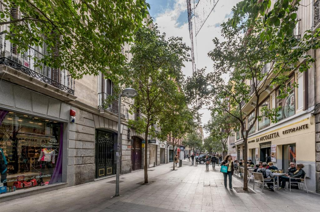 Village Chueca Apartments Madrid Book Your Hotel With