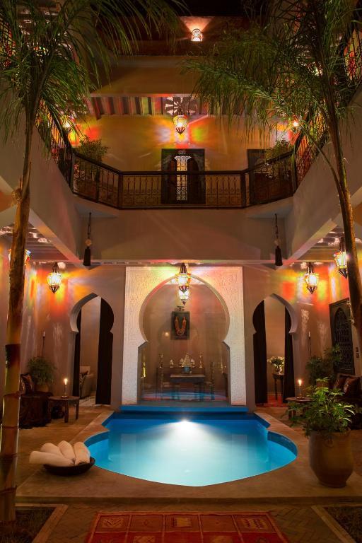 Riad irhalne chambres d 39 h tes marrakech for Chambre d hotes marrakech