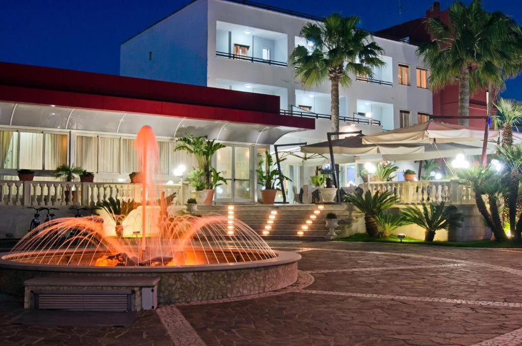 Porto Cesareo Hotel Mediterraneo