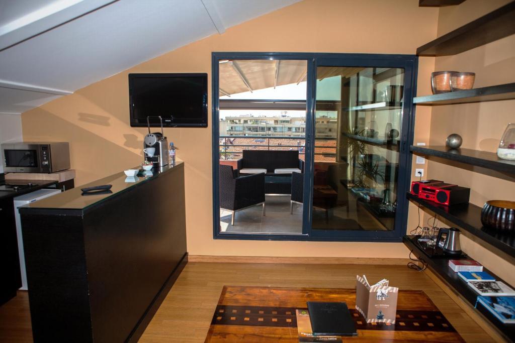 eden hotel spa penthouse cannes prenotazione on line viamichelin. Black Bedroom Furniture Sets. Home Design Ideas