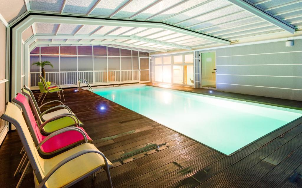 Lagrange appart 39 hotel l escale marine r servation for Reserver un appart hotel