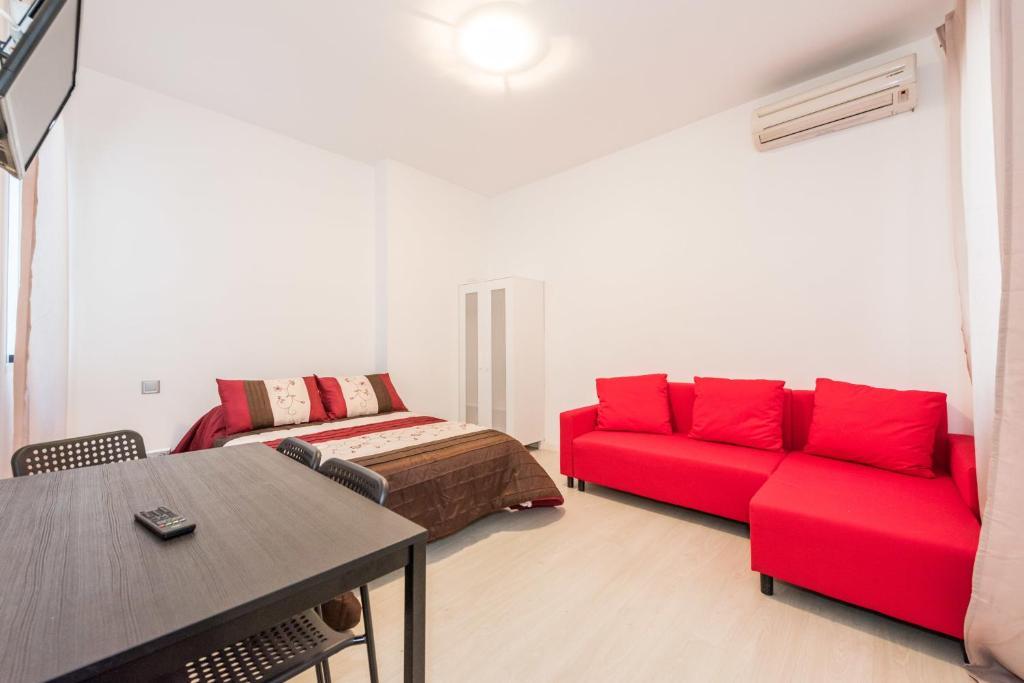 Village Room Madrid Booking