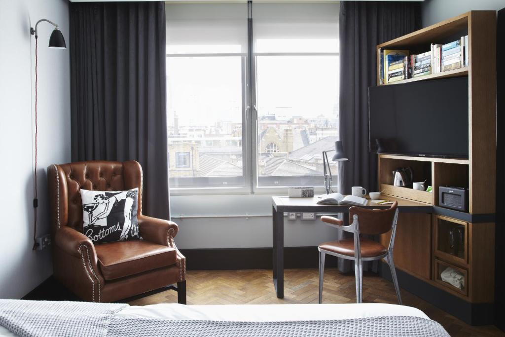 Holiday Inn Express London City   London   Book Your Hotel With ViaMichelin