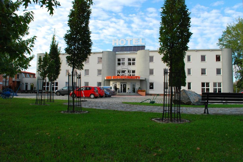 Hotel Kosmonauty Wroclaw Airport