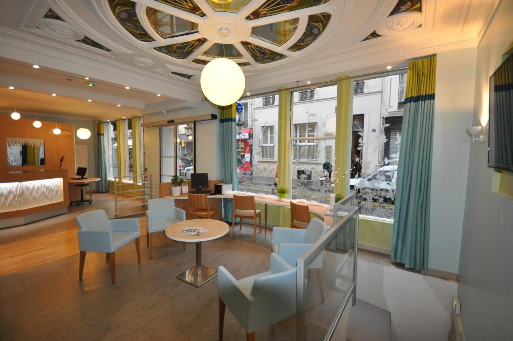 Hotel Saint Georges Lafayette Parigi