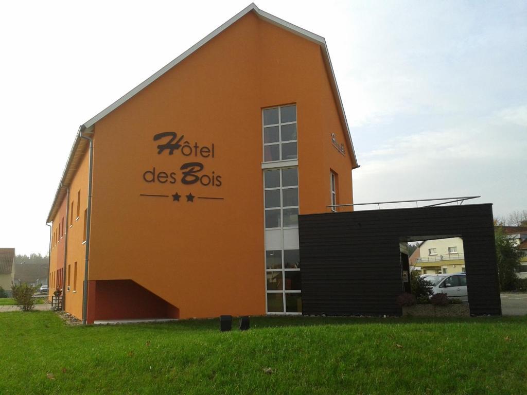 H u00f4tel Des Bois Seltz online booking ViaMichelin # Hotel Des Bois Seltz
