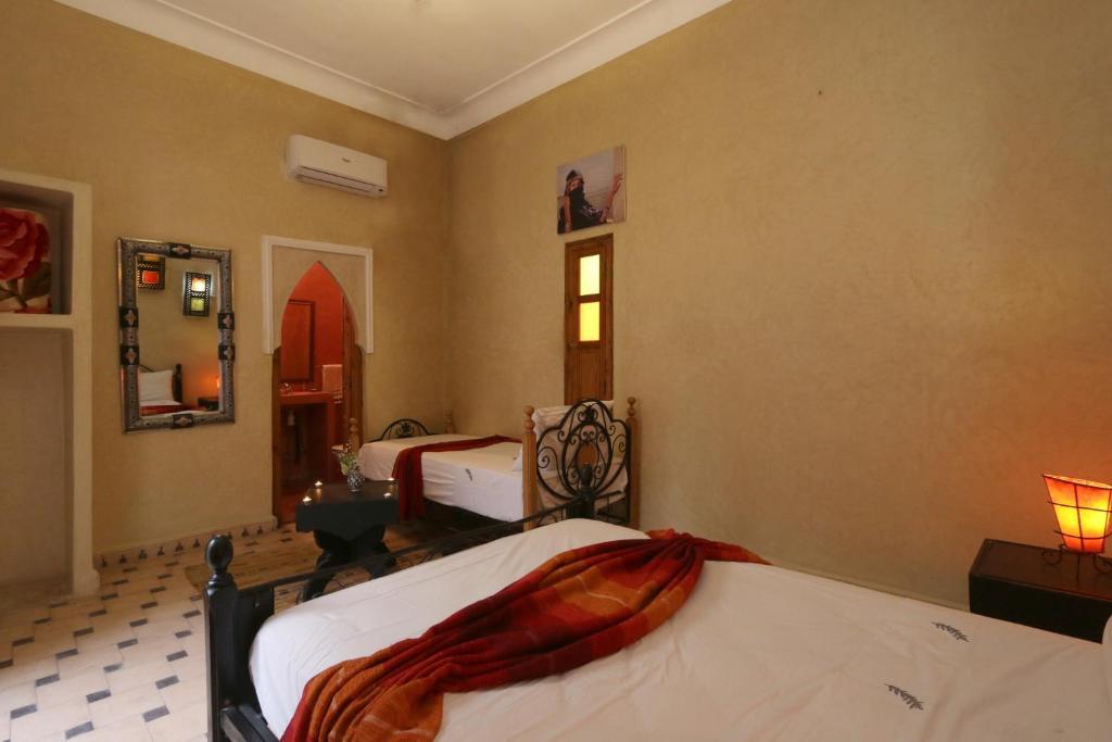 Riad maissoun chambres d 39 h tes marrakech for Chambre d hotes marrakech