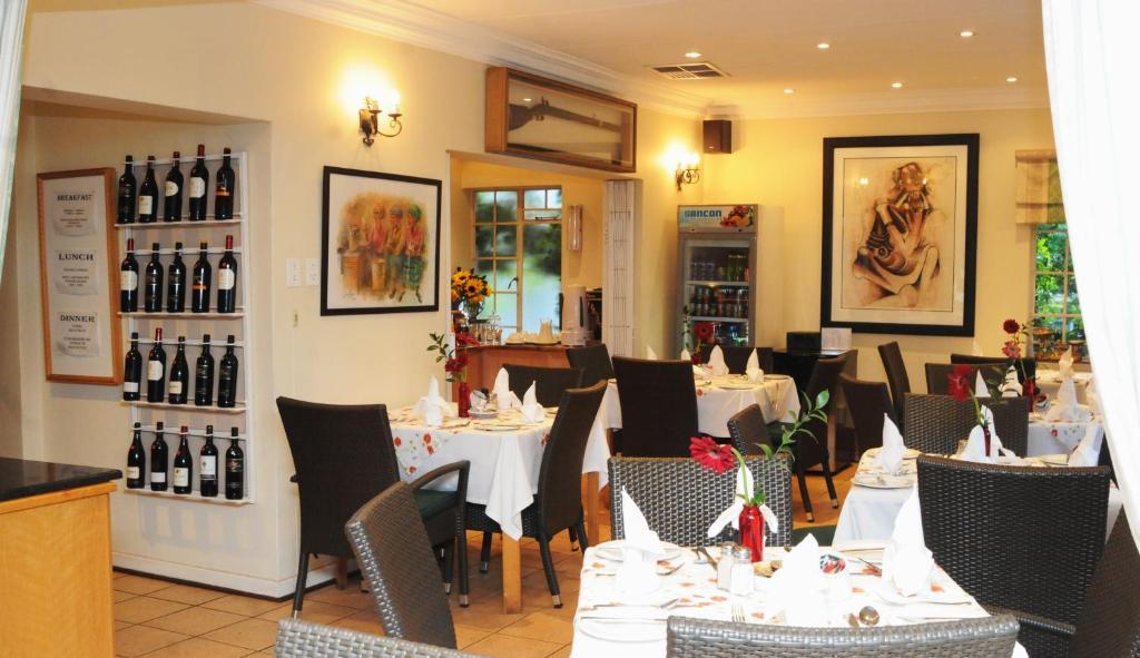 Garden place guest houses r servation gratuite sur for Salle a manger johannesburg