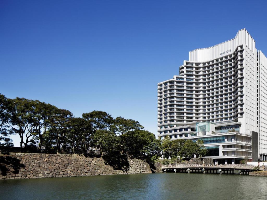 Palace hotel tokyo r servation gratuite sur viamichelin for Reservation gratuite hotel