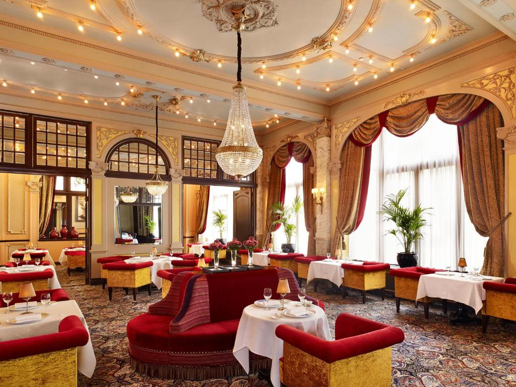 Hotel des indes the hague a luxury collection hotel for The luxury collection hotel