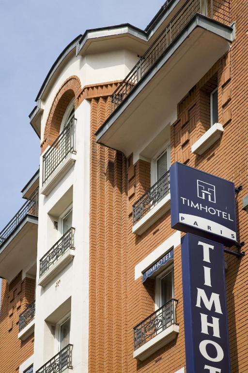 Timhotel tour eiffel paris informationen und buchungen for Hotels 75015